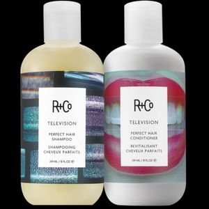 R+Co TELEVISION Perfect Hair Shampoo + Conditioner